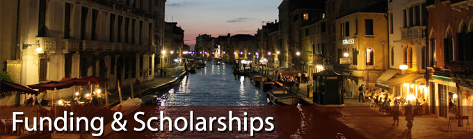 Funding and Scholarships