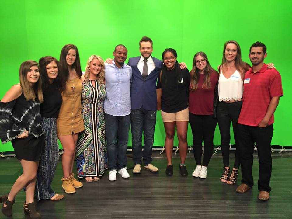 Grady LA with Joel McHale