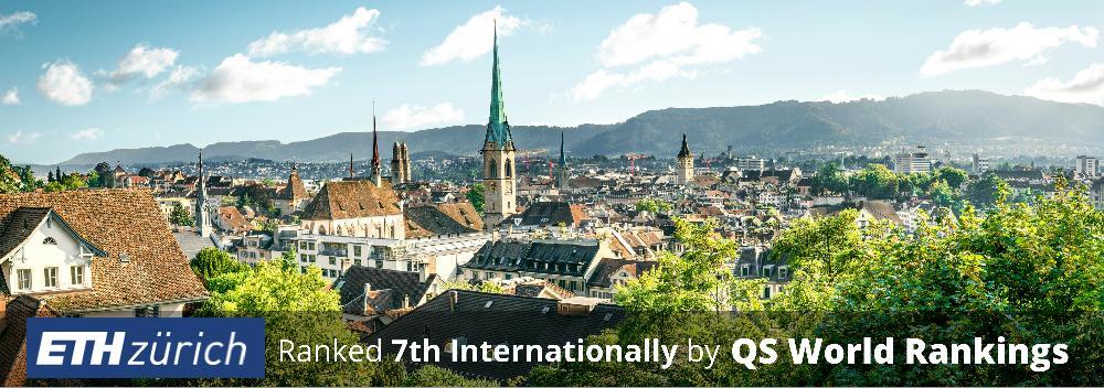 Kết quả hình ảnh cho ETH Zurich as THE